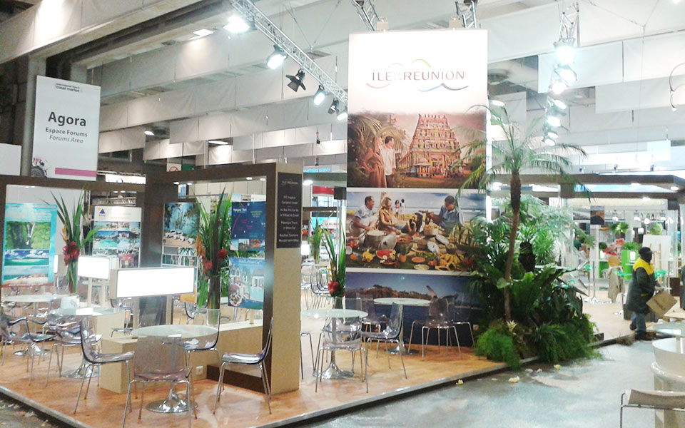 V nements professionnels bisons logistique for Salon porte de versailles restauration