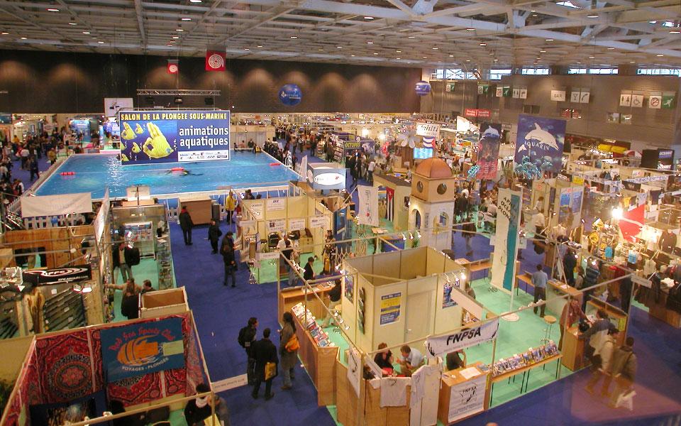 Salons tout public bisons logistique for Porte de versailles salon des expositions